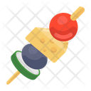 Bbq Skewer Bbq Barbecue Icon