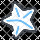 Beach Starfish Icon