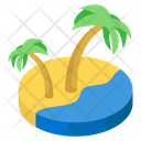 Enclave Landscape Island Icon
