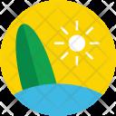 Beach Icon