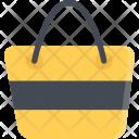 Beach bag Icon
