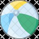 Handball Ball Beach Ball Icon