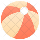 Beach Ball Water Polo Volley Ball Icon