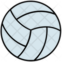 Summer Volley Ball Icon