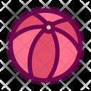 Beach Ball Ball Beach Icon