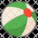 Beach Ball Sports Ball Game Icon