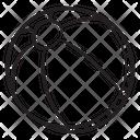 Playball Handball Sports Ball Icon