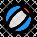 Ball Beach Game Icon