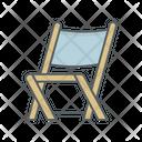 Beach Chair Chair Seat Icon