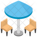 Beach Chairs Icon