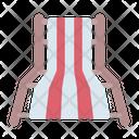Deck Chair Beach Icon
