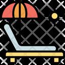 Beach Deck Icon