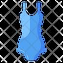 Beach Dress Beachwear Swimwear Icon