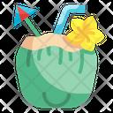 Beach Drink Icon