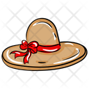 Beach Hat Icon