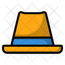 Beach Hat Floppy Hat Hat Icon