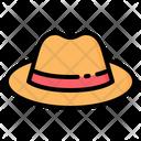 Hat Cap Sunhat Icon