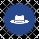 Beach Hat Hat Clothing Icon