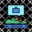 Working Beach House Icon