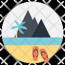 Beach Paradise Icon