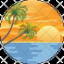 Beach Sand Icon