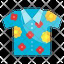 Beach Shirt Icon