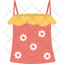 Beach Tank Top Icon