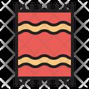 Beach Towel Towel Beach Icon