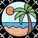 Beachside Icon