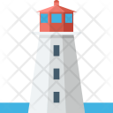 Beacon Guidepost Lighthouse Icon