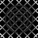 Beacon Network Signal Icon