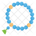 Beads Islamic Paternoster Icon