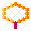 Beads prayer Icon
