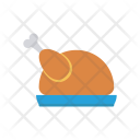 Beaf Meat Eat Icon