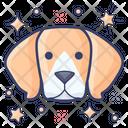 Beagle Dog Pet Animal Icon