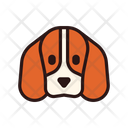 Beagle Dog Puppy Icon