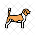 Beagle Foxhound Scent Icon
