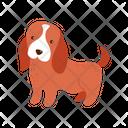 Beagle Dog Icon