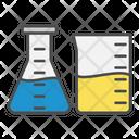 Beaker Lab Science Icon