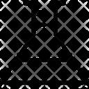 Beaker Chemistry Laboratory Icon