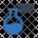 Beaker Lab Colors Icon