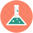 Conical Flask Erlenmeyer Flask Flask Stand Icon