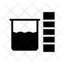 Beaker Lab Experiment Icon