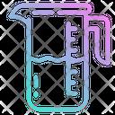 Beaker Jar Measure Icon
