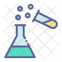 Test Tube Erlenmeyer Icon
