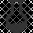 Beaker Flask Chemical Chemistry Icon
