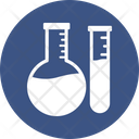 Beaker Chemical Lab Conical Flask Icon