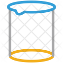 Beaker Experimental Laboratory Icon