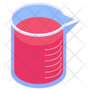 Beaker Chemical Experiment Chemical Flask Icon