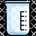 Beaker Flask Measurement Jar Icon
